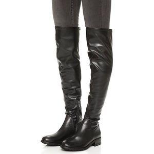 Sam Edelman Remi Over The Knee Boot in Black